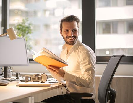 Antreiber finden und die Karriere planen